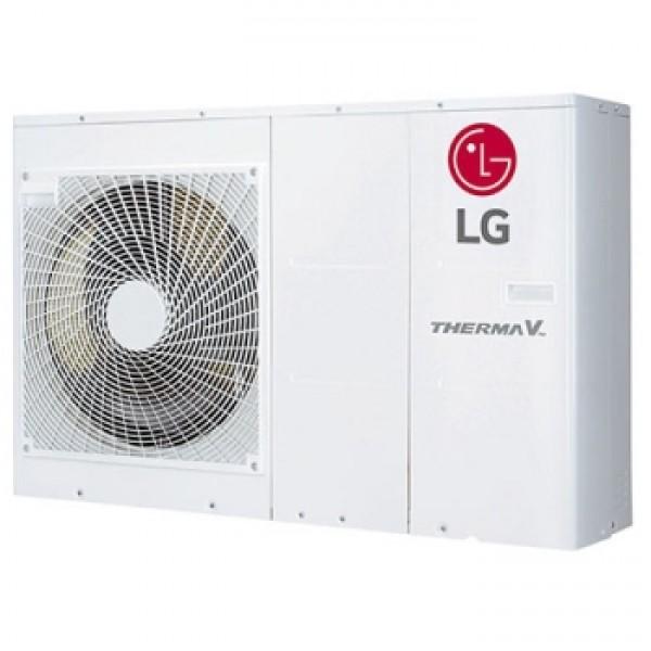 LG THERMA V HM051M.U43 Αντλία Θερμότητας Therma V Monobloc R32 5.5kW