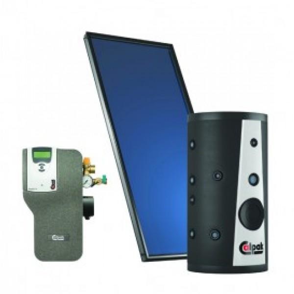 Ηλιακό σύστημα Calpak EP CLS2-200 - M4-260 (Κεραμοσκεπής)