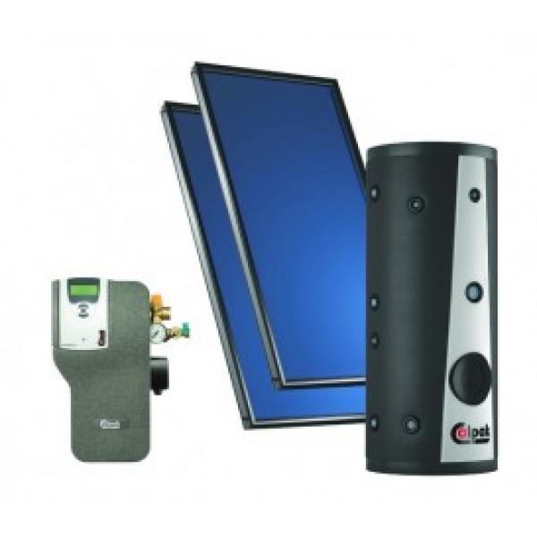 Ηλιακό σύστημα Calpak EP CL2-200 - 2xM4-200